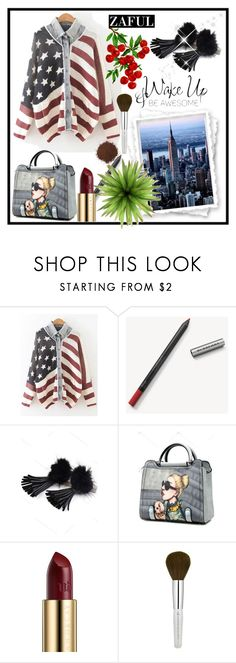 """""""Zaful 12/2"""" by erina-salkic ❤ liked on Polyvore featuring Burberry, WALL, Retrò and Urban Decay"""