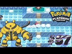 Pokemon Platinum Walkthrough Part 57: Snowpoint City Gym!