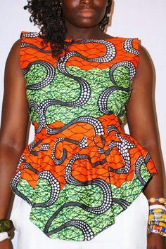 Striking- My African Closet