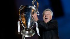 Ancelotti: Counter-attacking key to success at Euro 2016 - England can do it