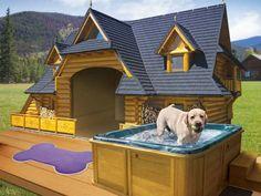 12 casas de perros que están mejores que la tuya   Gamedots