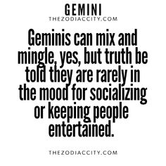 Zodiac Gemini Facts - For more zodiac fun facts, click here.
