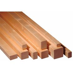 Rahmenholz Fichte/Tanne gehobelt/getrocknet 24 mm x 94 mm x 2000 mm