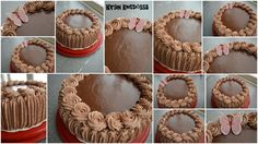 Kirsin keittiössä: Suklaakakku