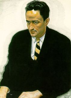 "Author Jean Toomer  (December 26, 1894 - March 30, 1967) was the grandson of P. B. S. Pinchback, the first African American governor in the United States. Although he was of mixed racial heritage and often lived in  all-white communities as a child, a year teaching in segregated Sparta GA made him aware of the challenges faced by African Americans in the deep South and inspired his novel ""Cane"". He wrote little else for publication and in later life became a Quaker. #TodayInBlackHistory"