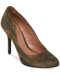 Nine West Marathon Low Heel Pumps - Shoes - Macy's. See more. Vince Camuto  Jayne Pumps : New : Sadie's De`claration De La Mode