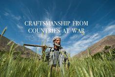 ISHKAR, curated craftsmanship from countries at war