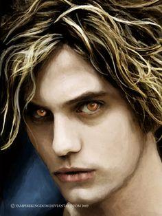 JASPER CULLEN by vampirekingdom.deviantart.com on @deviantART