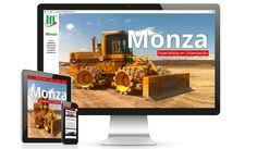 MONZA DESARROLLOS: Diseño web.
