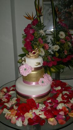 Torta de gala