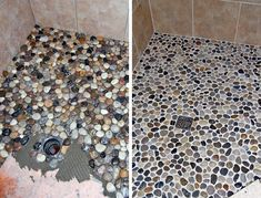 13 Easy Ways to Transform Your House Into a Place You Love Without Repairing It Toilet Decoration, Old Cabinets, Rustic Bathroom Decor, Creation Deco, Home Upgrades, Perfect Wallpaper, Home Repairs, Shower Floor, Furniture Restoration