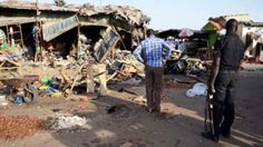 (UPDATED) B'Haram kills 38 in Chad's market, refugee camp's blasts