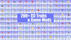 Sims Four, Sims 4 Mm Cc, My Sims, Sims 4 Mods Clothes, Sims 4 Clothing, Sims 4 Traits, The Sims 4 Packs, Sims 4 Game Mods, Sims 4 Gameplay