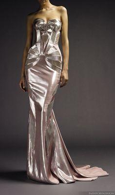 SciFi wedding dress