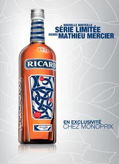 #Ricard série limitée Mathieu Mercier