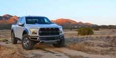 The 2017 Ford Raptor Is a Nissan GT-R for Off-Roading