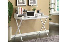 White Office Desk(cs800407) comfyco.com
