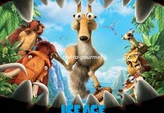 Ice Age Party Theme