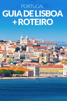Guia completo de Lisboa + roteiro completo para 4 ou 5 dias na cidade Visit Portugal, Portugal Travel, Lisbon Portugal, Eurotrip, Places Around The World, Around The Worlds, Europe Must See, Have A Nice Trip, Portuguese Culture