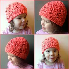 Textured Toddler Beanie available in Toddler and 6-12 Month sizes