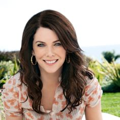 Lauren Graham ... Biggest girl crush ever! Gorgeous, funny and she writes too!