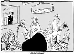 MAC ON... Hospital car park bills