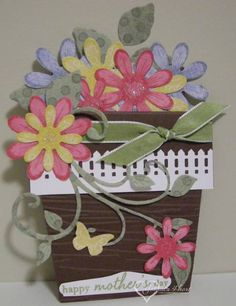 Splitcoaststampers FOOGallery - JG045, Flowers for Mother