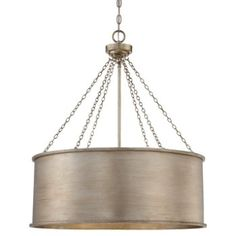 Rochester Drum Pendant by Savoy House at Lumens.com