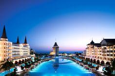 Mardan Palace Antalya en Turquie