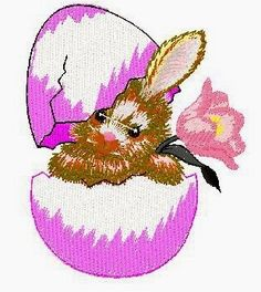 Download This Design!!  http://www.dreamsembroidery.com/2014/03/easter-embroidery-design-number-04.html