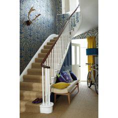 Papier peint Wilton Sovereig The Little Greene : Papier peint chambre, pièce à vivre à motifs