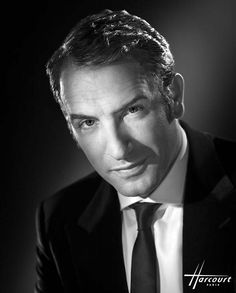 Jean Dujardin by Studio Harcourt Paris