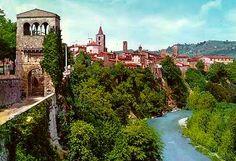 Ascoli Piceno,Marche,Italy.
