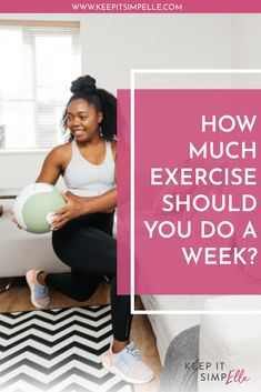 The physical activity guidelines were updated in 2019 - read this to find out what it means for YOU and learn how much exercise you should do in a week. Physical Activity Guidelines, Physical Activities, Fitness Tips, Health Fitness, Physical Inactivity, Major Muscles, This Girl Can, Thing 1, Pre Pregnancy