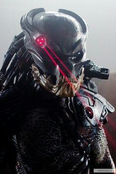 The Berserker Predator aka Mr. Alien Vs Predator, Predator Movie, Predator Alien, Wolf Predator, Alien Film, Man In Black, Arte Alien, Giger Art, Monsters