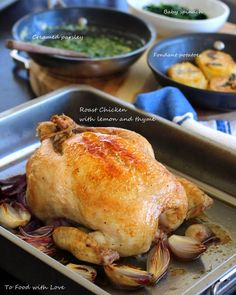 Best Purchased Roasted Chickens Recipe on Pinterest
