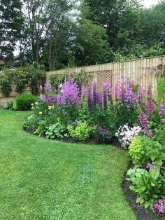 Amazing Garden Decoration Ideas for Your Home (35) Back Gardens, Outdoor Gardens, Indoor Garden, Courtyard Gardens, Longwood Gardens, Amazing Gardens, Beautiful Gardens, Landscape Design Plans, House Landscape