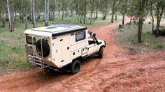 Uro-Camper. Camperización de vehículos off-road - Xplora