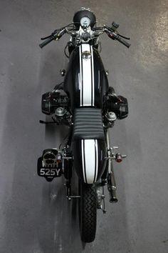 """Bmw R80 """"Amigo!"""" by Kevils Speed Shop"""