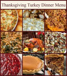 Thanksgiving Dinner List, Hosting Thanksgiving, Thanksgiving Celebration, Easter Dinner, Dessert For Dinner, Holiday Dinner, Thanksgiving Recipes, New Recipes, Salad Recipes