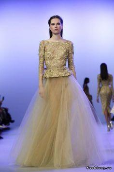 Elie Saab Haute Couture Весна-Лето 2014