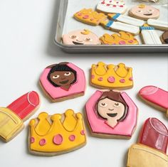 Use these tips to make adorable emoji cookies.