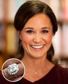 Scroll the best celebrity engagement rings to see what sparklers these iconic women have rocked. Wedding Rings Simple, Wedding Rings Rose Gold, Wedding Rings Vintage, Vintage Engagement Rings, Vintage Rings, Gold Wedding, Wedding Bands, Celebrity Rings, Celebrity Engagement Rings