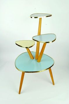 This wouldn't survive a day in our house but how retro chic would this addition be in my room ?!?!