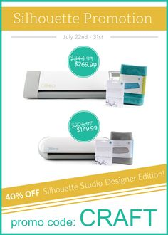 Last day to save on Silhouette Designer Edition!