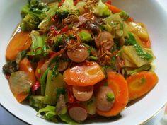 Resep capcay Goreng spesial enak sayur segar sederhana langkah demi langkah cara membuat http://www.resepmakanan-id.com/2014/06/resep-capcay-goreng-enak-sederhana.html resep masakan indonesia
