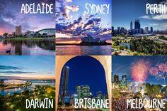 Preparer voyage en Australie
