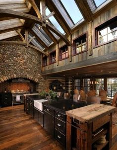 Now that is a manly house!!!