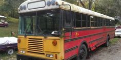Students Renovate A Old School Bus Into The SerendipitiBus