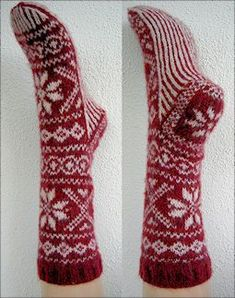 lovely warm socks